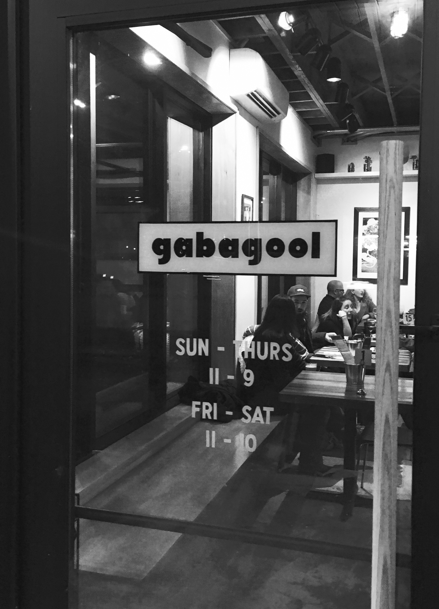 Gabagool – From Food Cart to Brick and Mortar! Great Food Great Stories by Steven Shomler