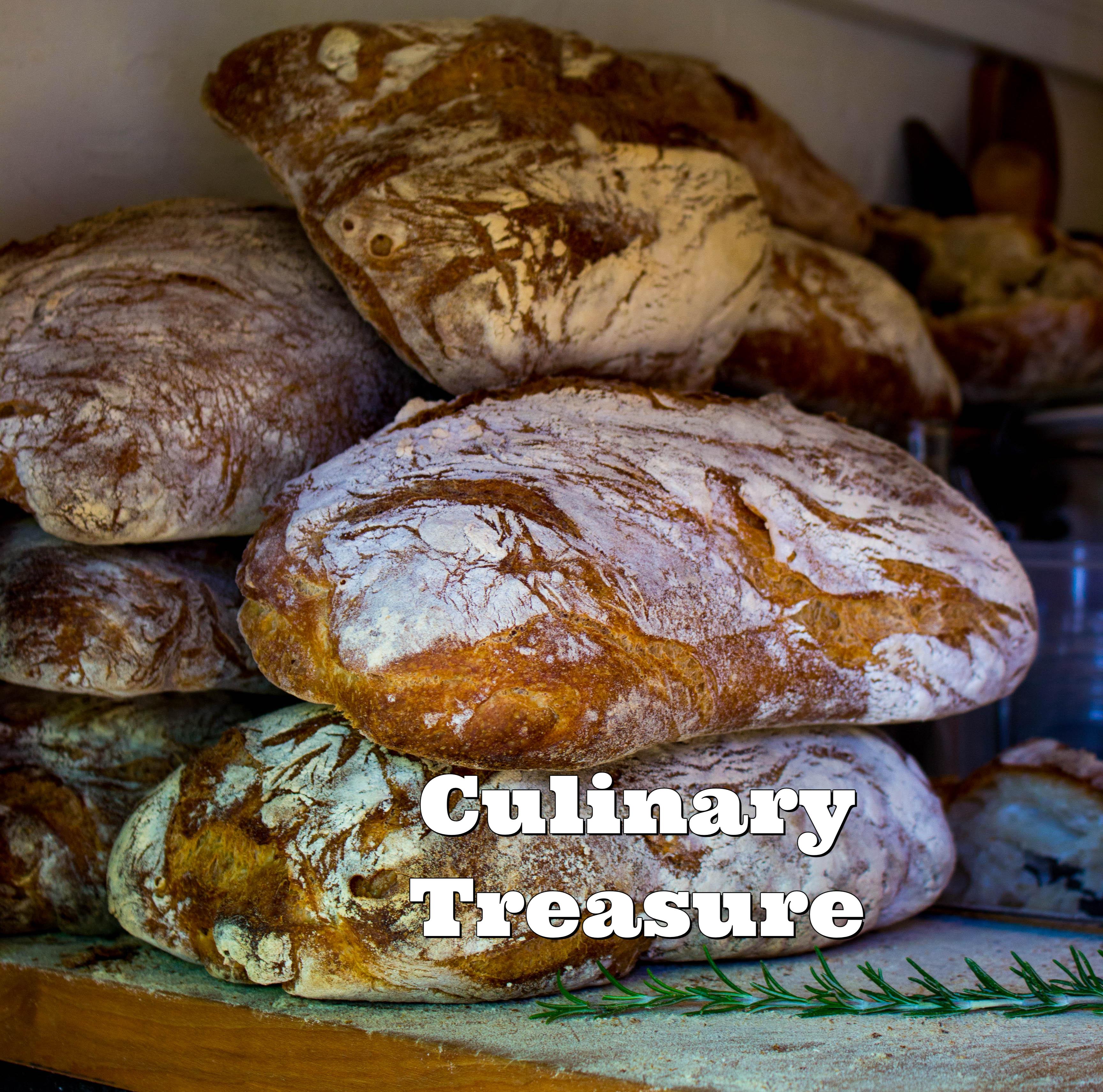 Culinary Treasure by Steven Shomler