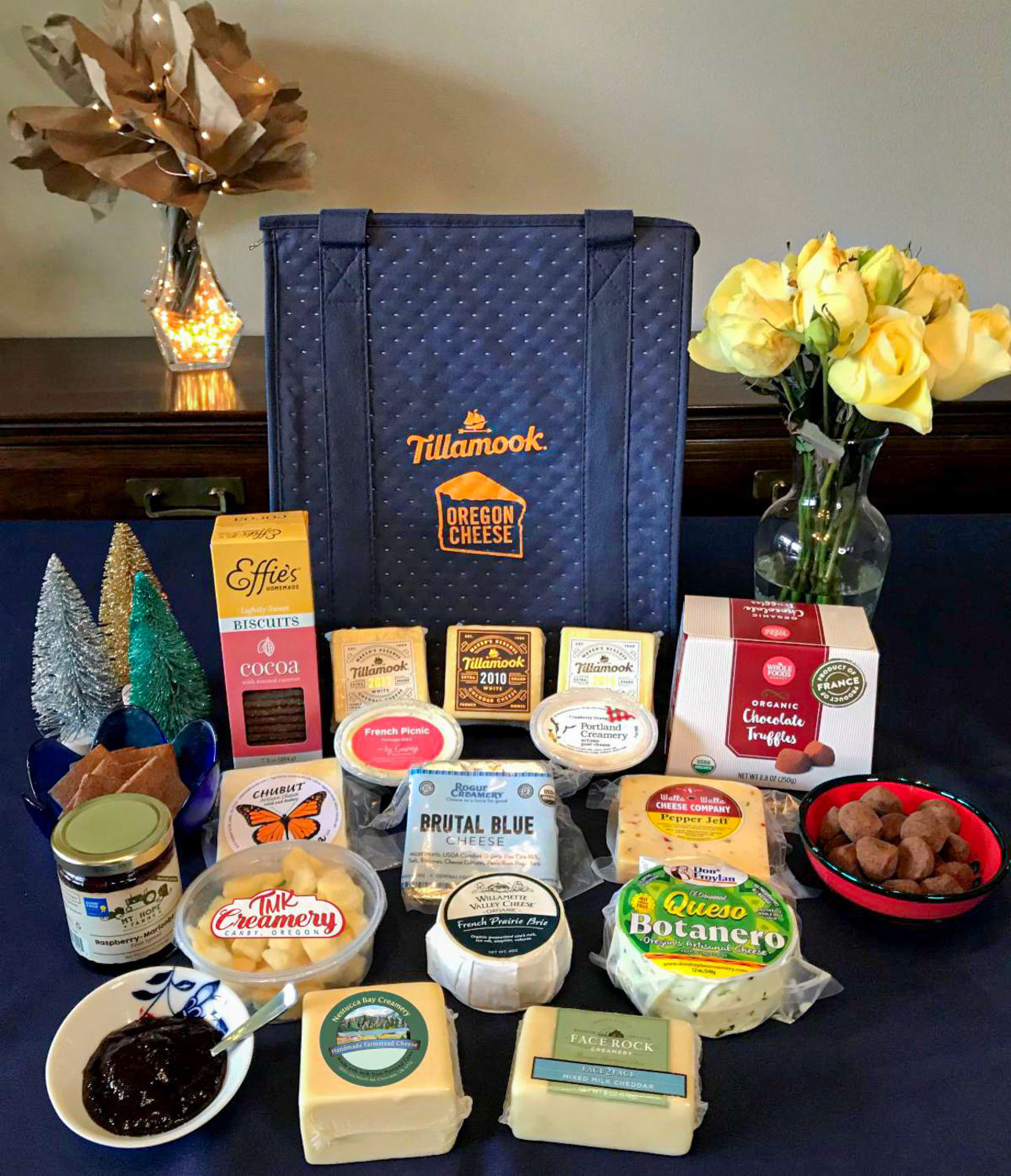 The Oregon Cheese Guild's Winter Wedge Cheese Extravaganza - How to Save $15! Culinary Treasure Network Steven Shomler