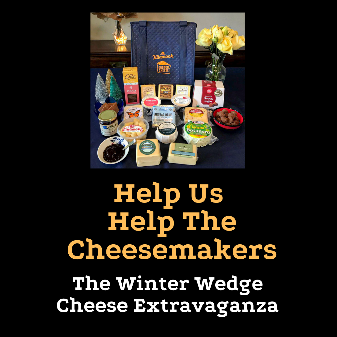 The Winter Wedge Cheese Extravaganza - Help the Cheese Farmers! Wait... Whut?