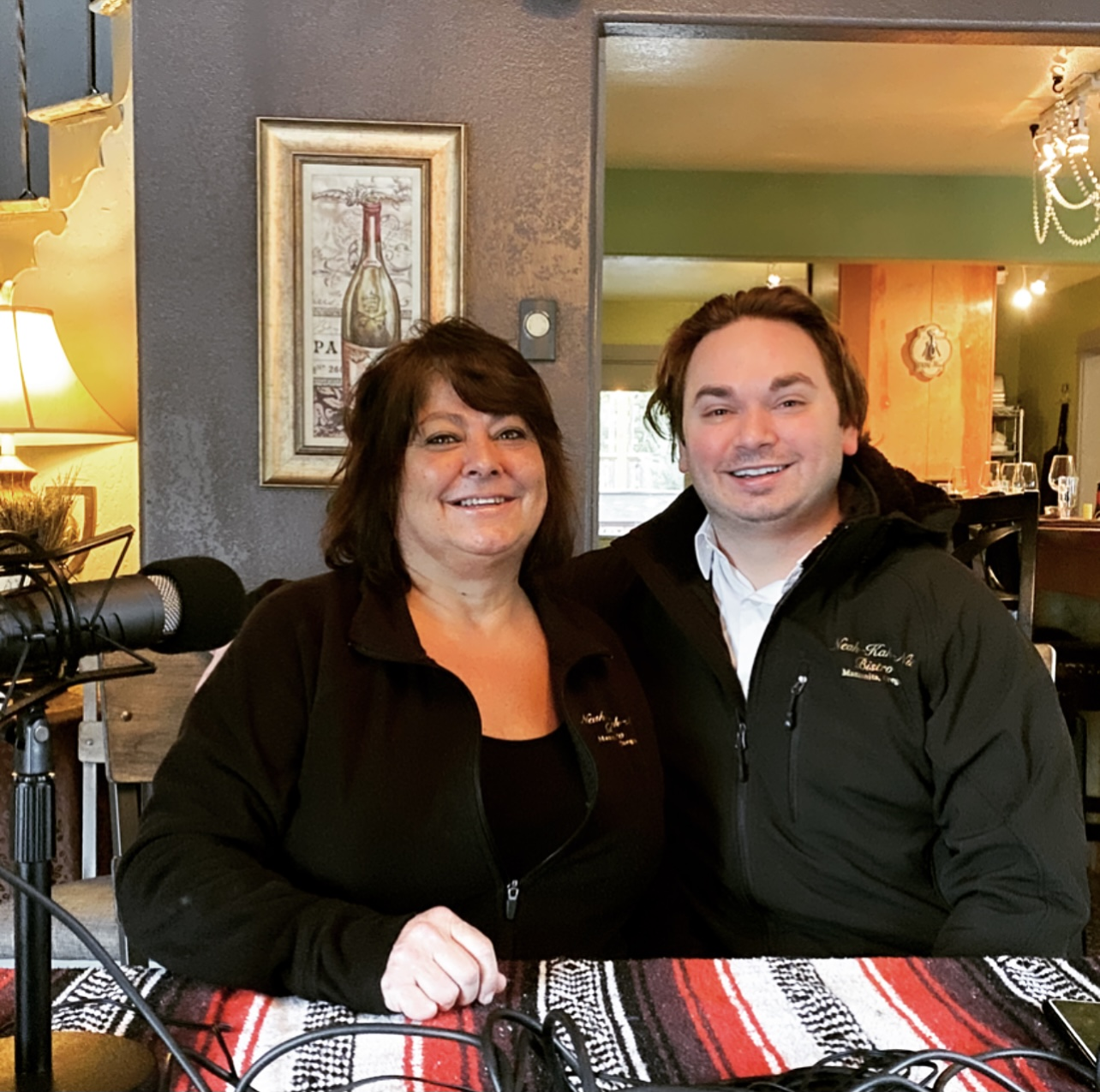 Lynne Hopper & Eisha Hopper Neah-Kah-Nie Bistro – Culinary Treasure Podcast Episode 78 by Steven Shomler