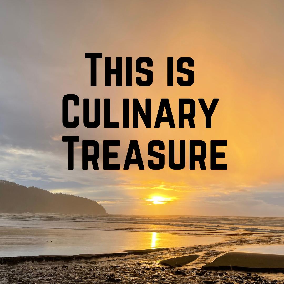 This is Culinary Treasure Culinary Treasure Network