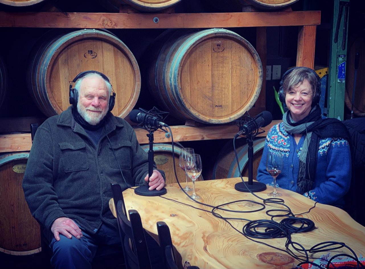 Dick Cutler & Danielle Cutler Flying Dutchman Winery – Culinary Treasure Podcast Episode 79 by Steven Shomler