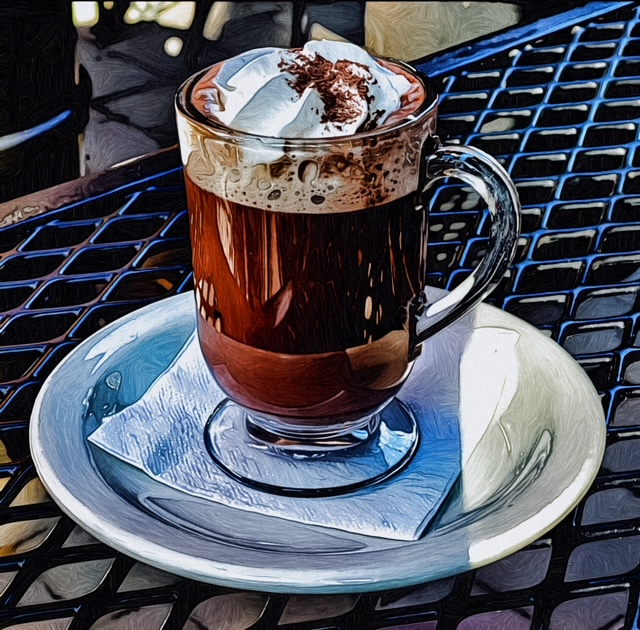 A Whiskey & Hot Chocolate Cocktail You Don't Want to Miss – Three Creeks Brewing Sisters, Oregon This is Culinary Treasure Steven Shomler