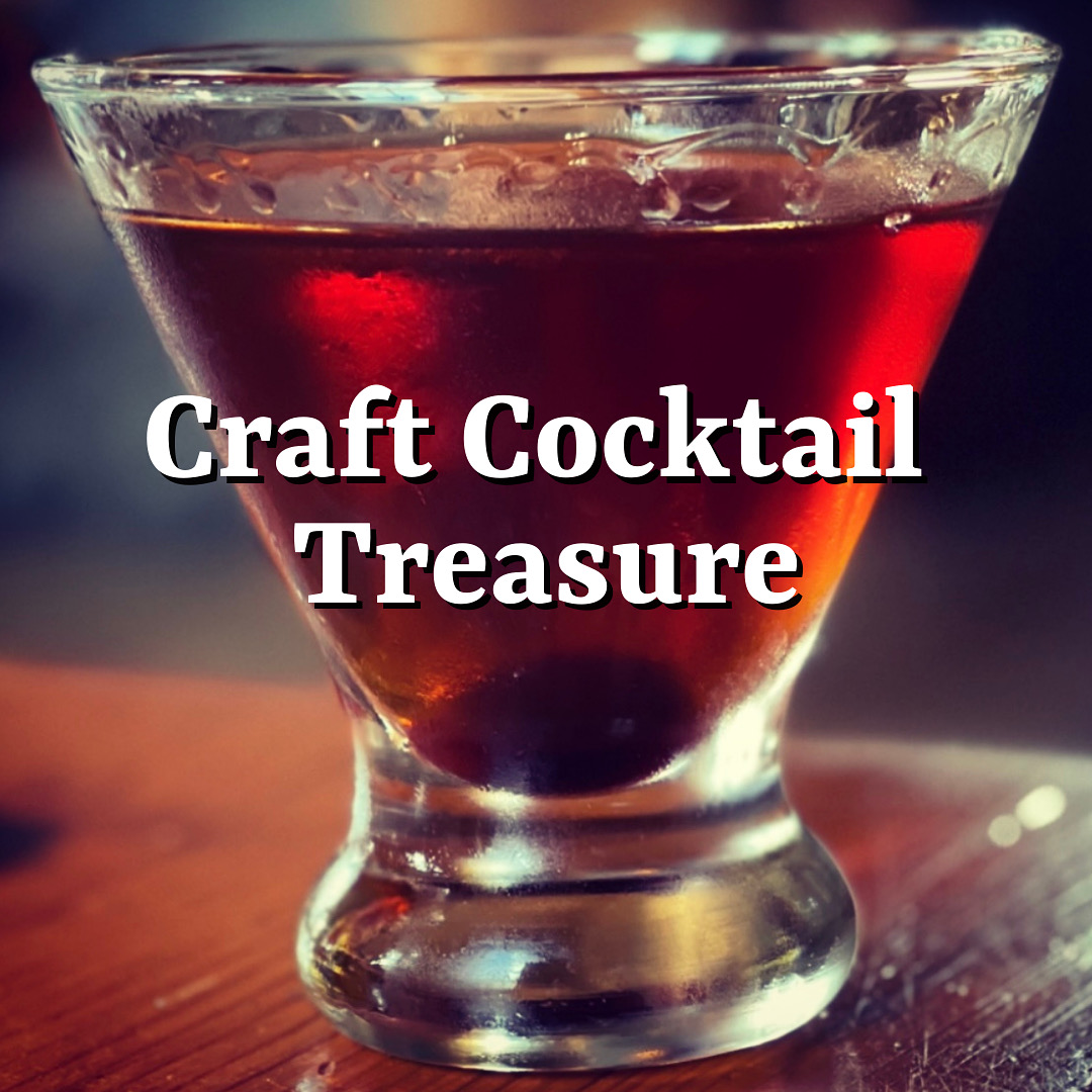 Craft Cocktail Treasure