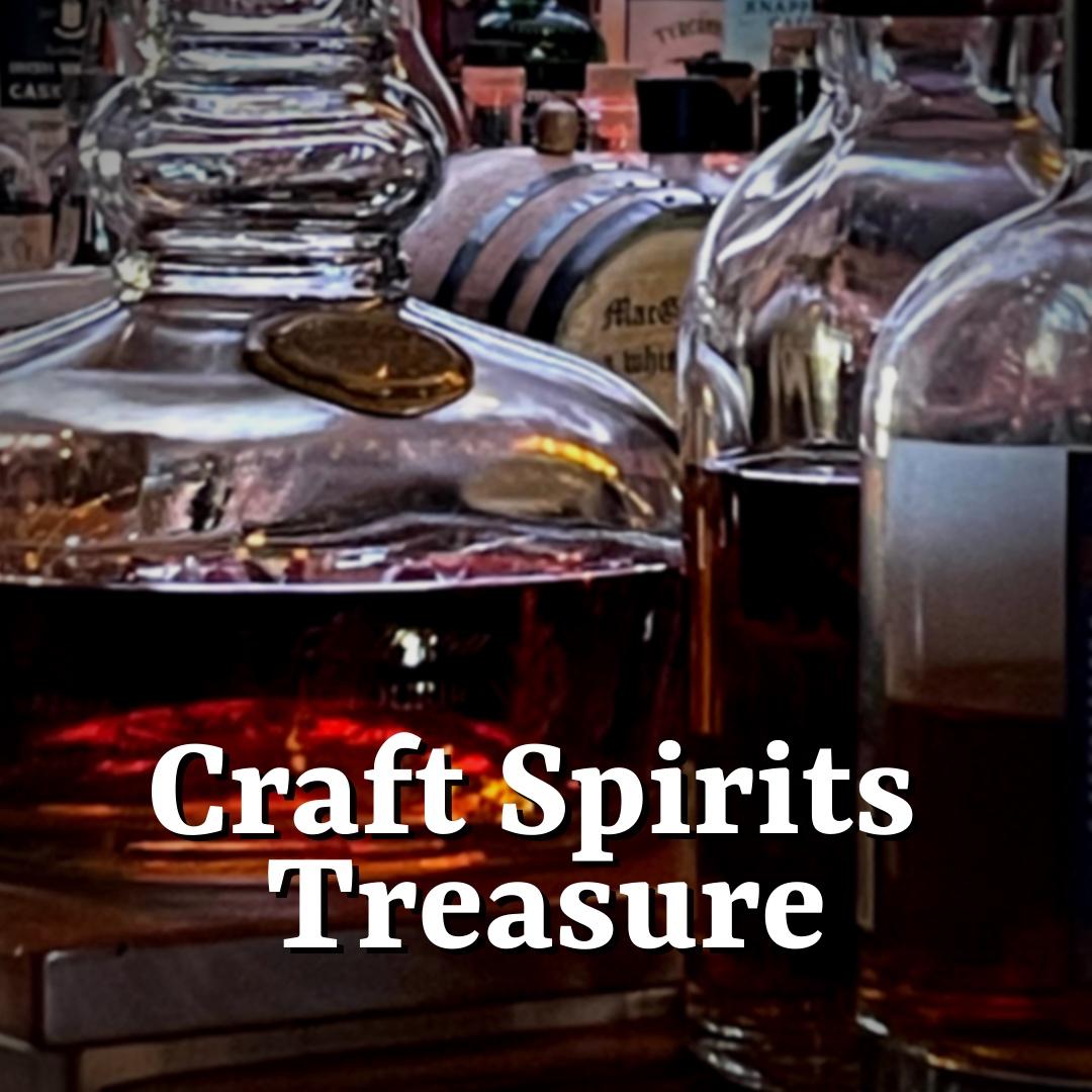 Craft Spirits Treasure