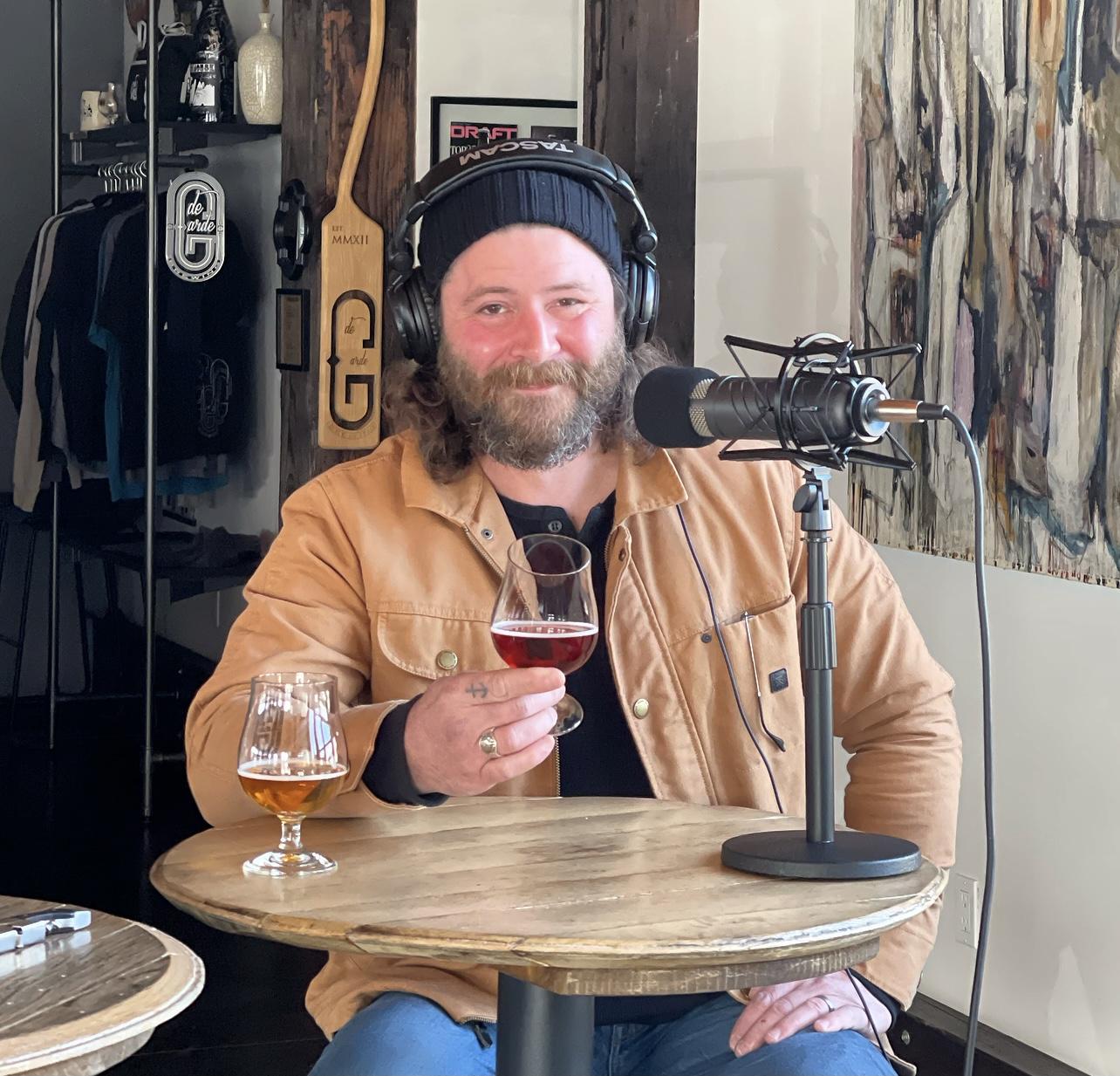 Trevor Rogers de Garde Brewing– Craft Beer Podcast Episode 132