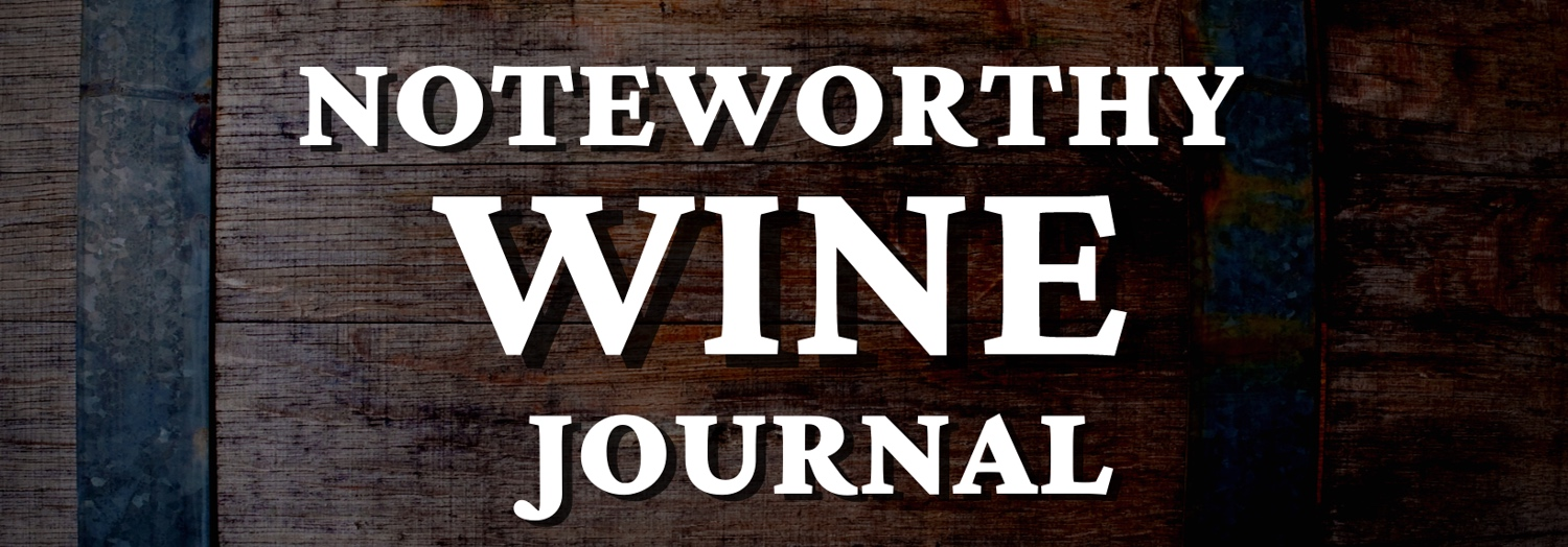 The Noteworthy Wine Journal