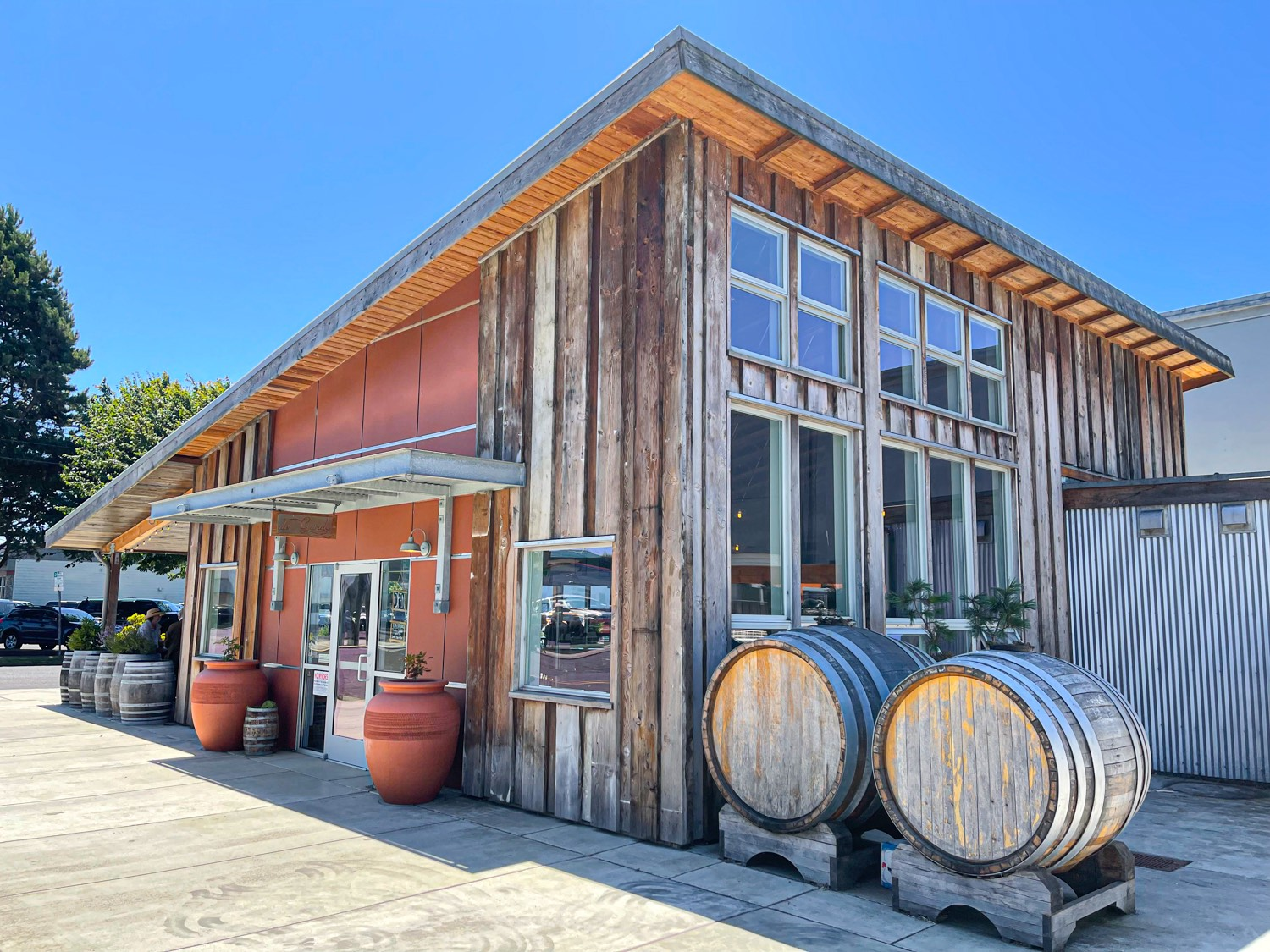 deGarde Cellars – A Brand-New Winery on The Oregon Coast The Noteworthy Wine Journal