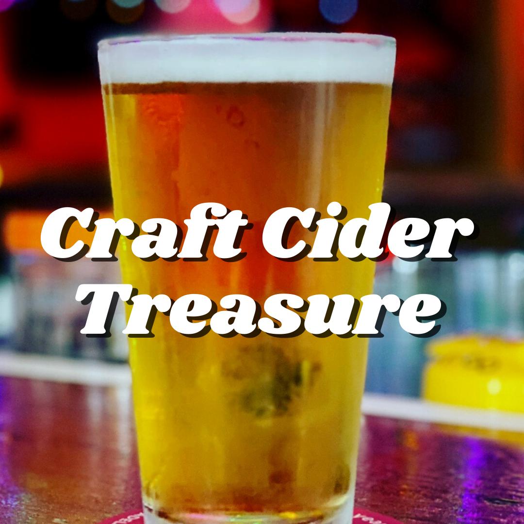Craft Cider Treasure