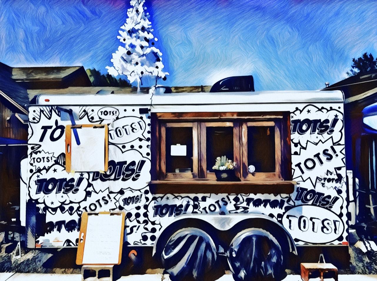 Feelin' Tots, Tots, Tots - TOTS! The Bend, Oregon Food Truck Serving Spherical Scrumptiousness Culinary Treasure Network